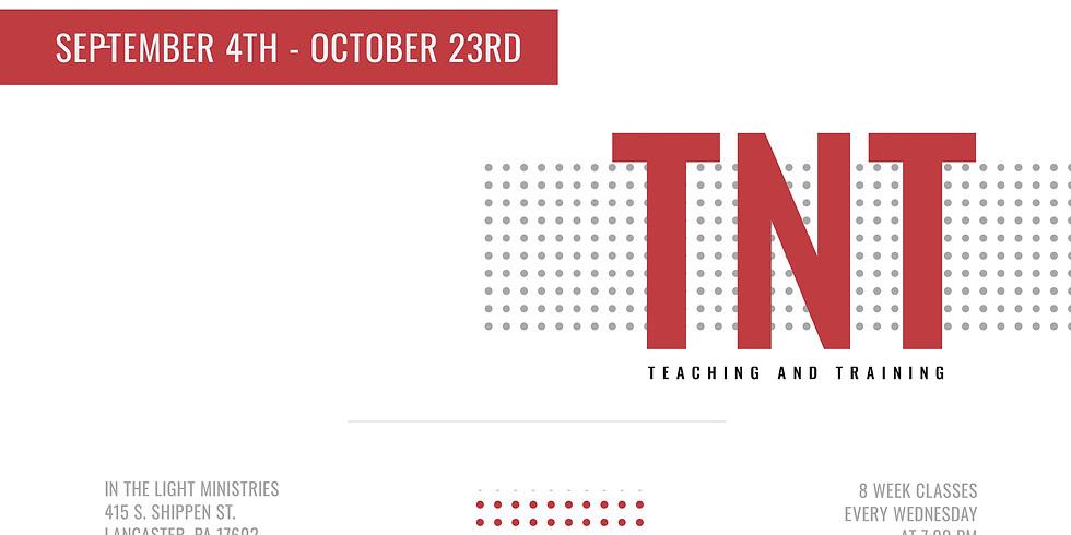 TNT: Teaching & Training (1)