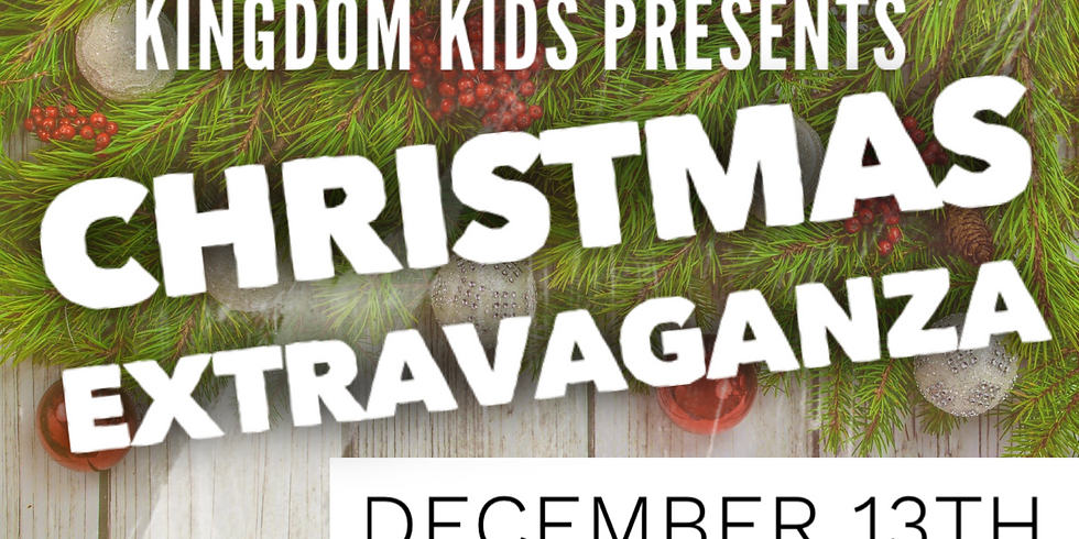 Kingdom Kids: Christmas Extravaganza