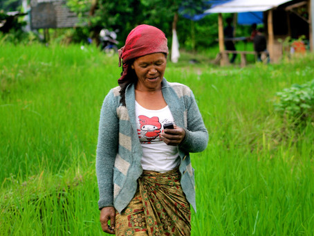 Technology Transforming Agriculture in Nepal: Anita's Story