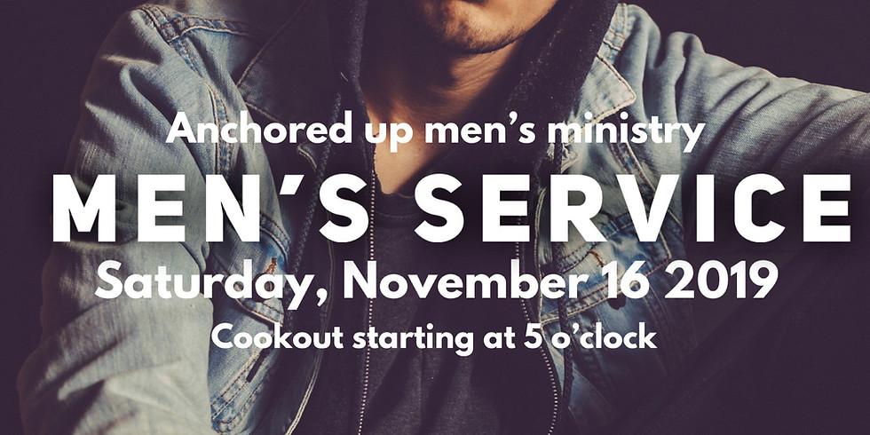 Men's Service