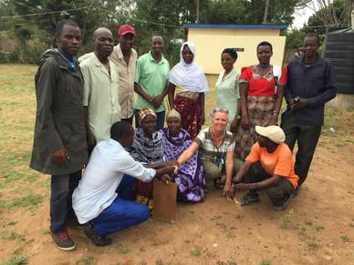 Supporting Ukerewe Island in lieu of CACHA medical caravan 2020