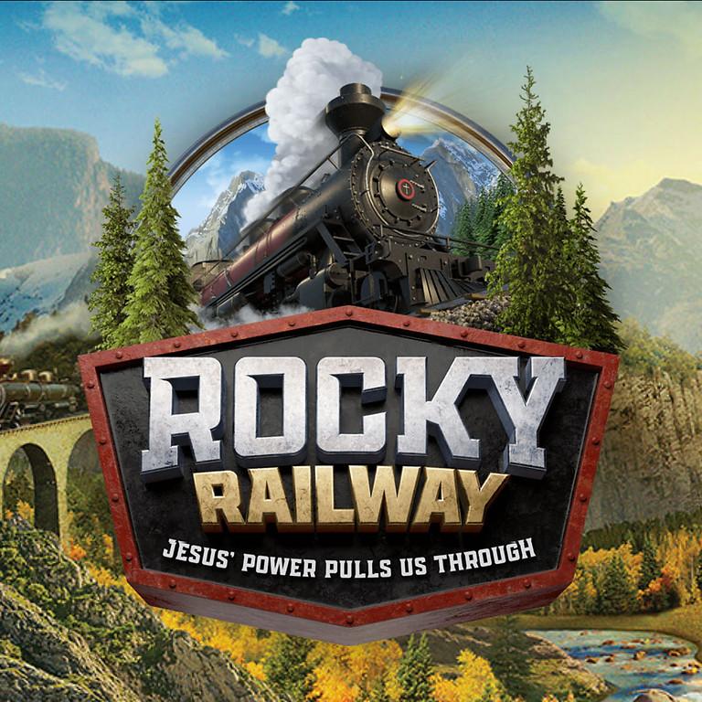 VBS: Rocky Railway