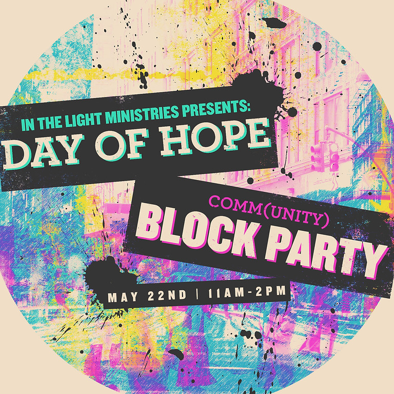 Day of Hope Community Block Party