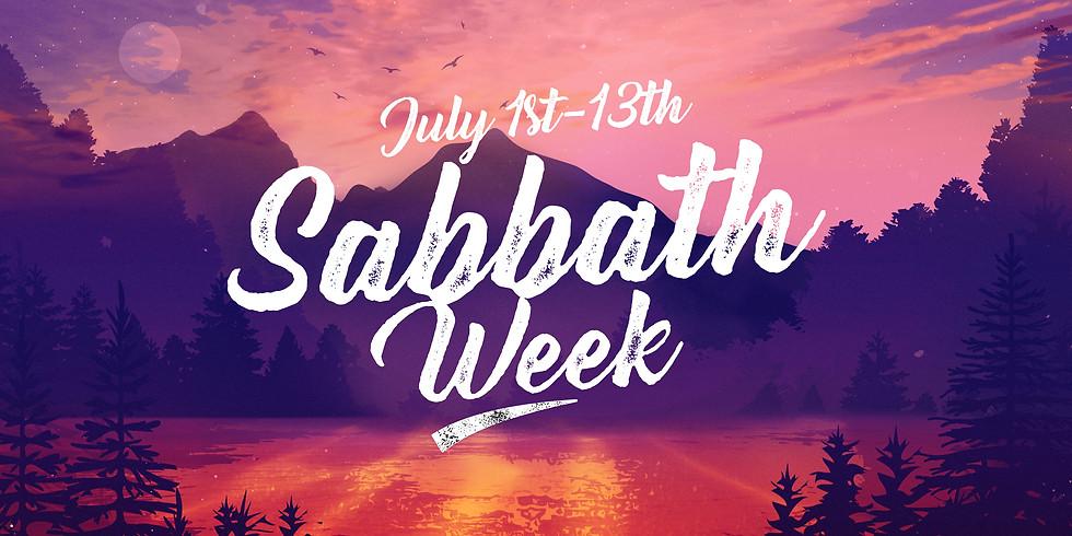 Sabbath Week