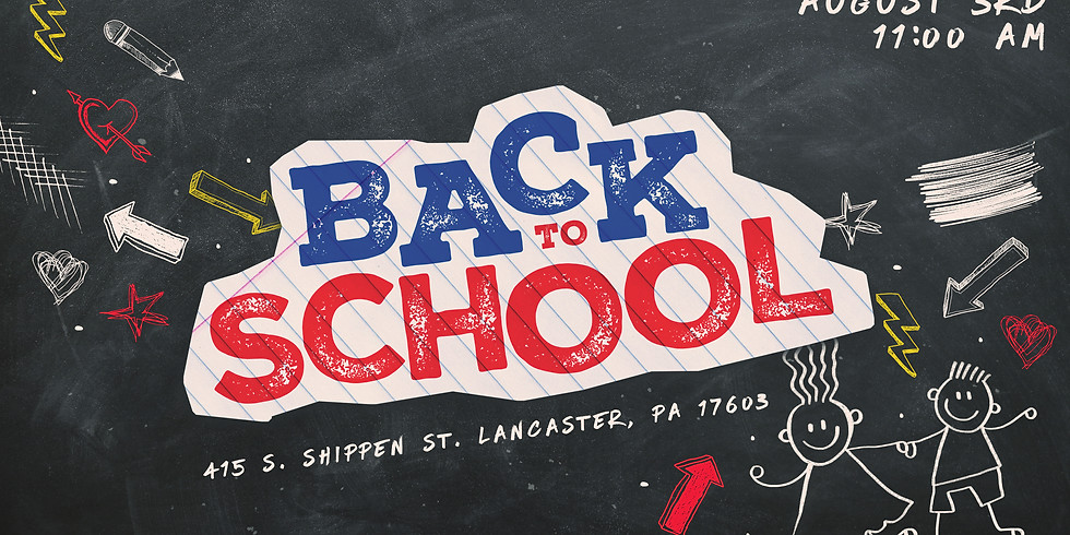 Back To School Outreach