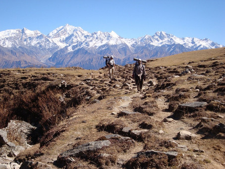 How to Save a Life: Lessons from the Mountains of Nepal