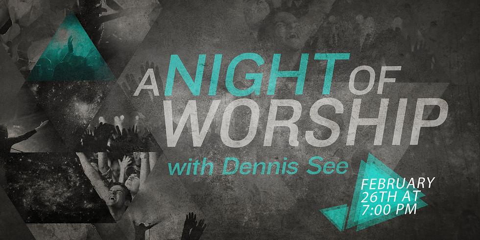 A Night of Worship & Prayer