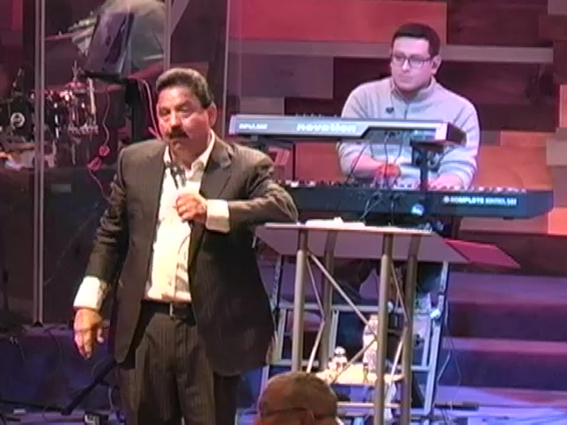 Pastor Paul Pimentel
