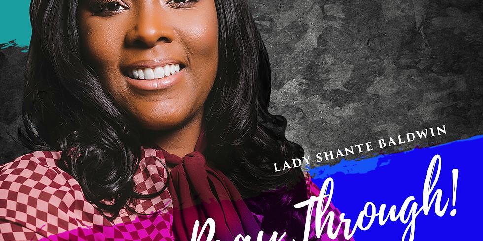 Lady Shante Baldwin's Album Release Party
