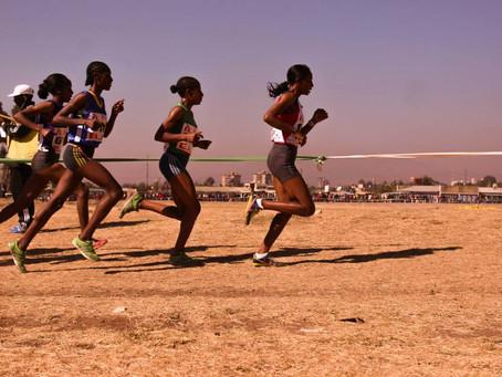 Running in Ethiopia