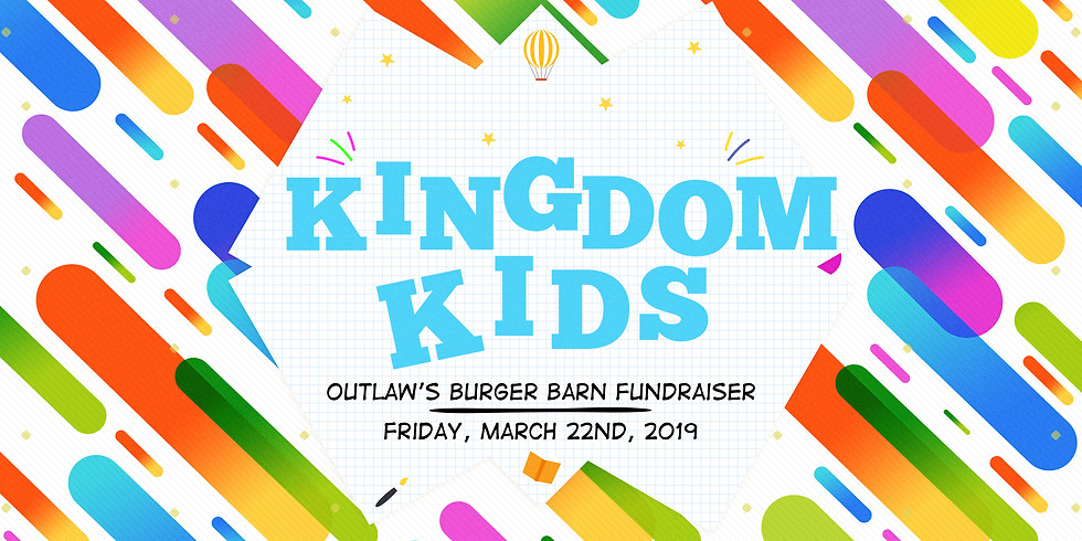 Kingdom Kids Fundraiser