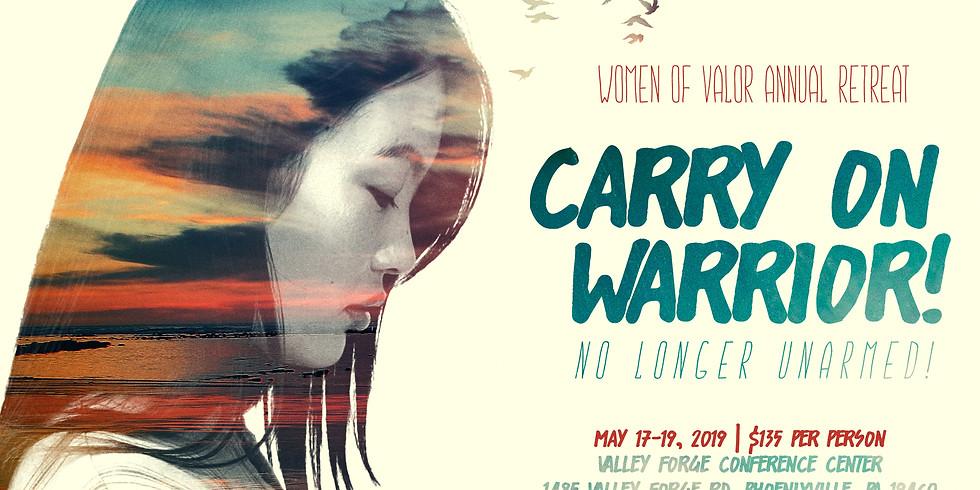 WOV: Carry On Warrior!