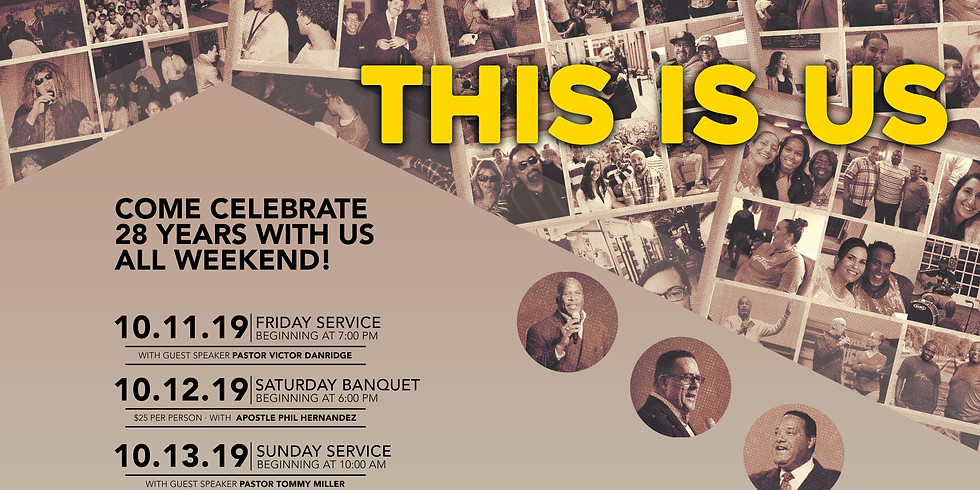 This Is Us - Pastor Tommy Miller