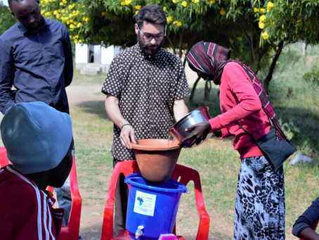 "A ""multidimensional approach"": Improving Clean Water Access in Tanzania"