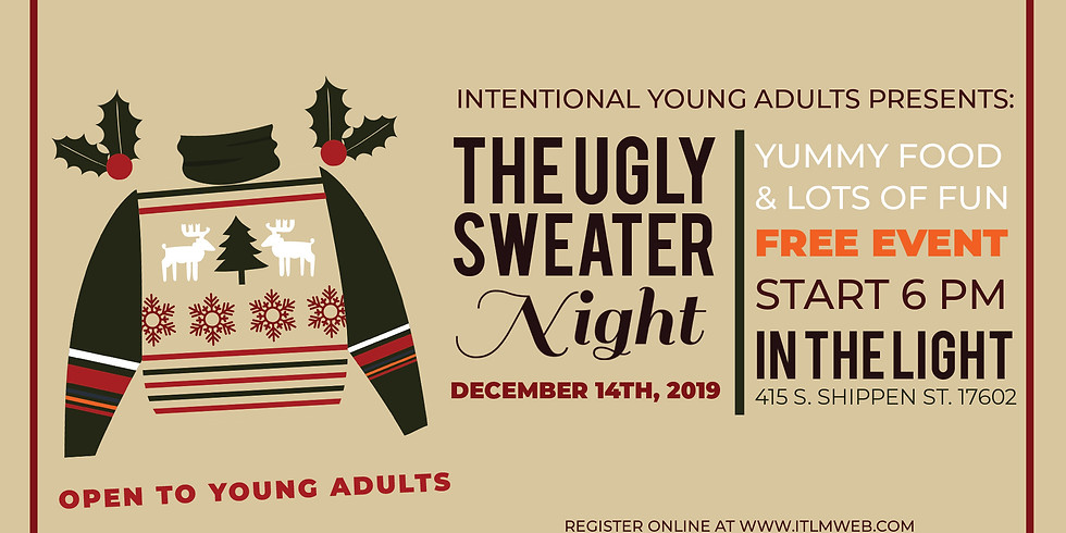 The Ugly Sweater Night