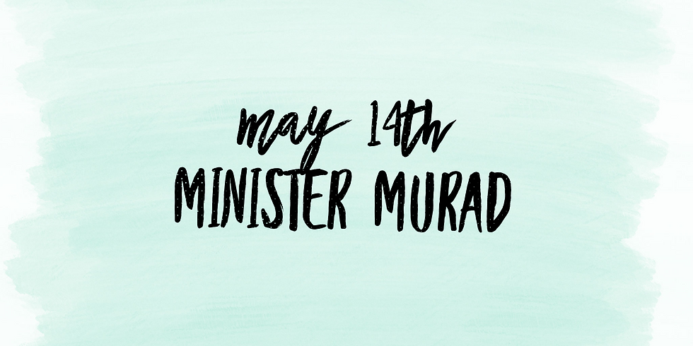 Minister Murad