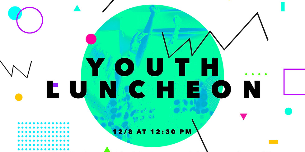 Youth Luncheon