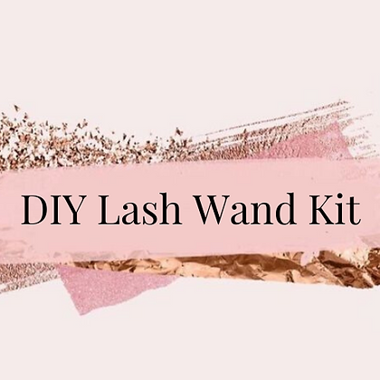 DIY Lash Tubes Kit