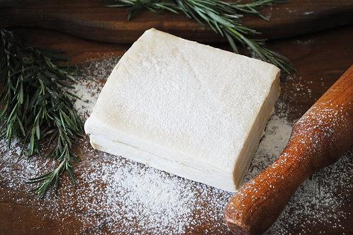 Тесто слоеное, 500 гр.