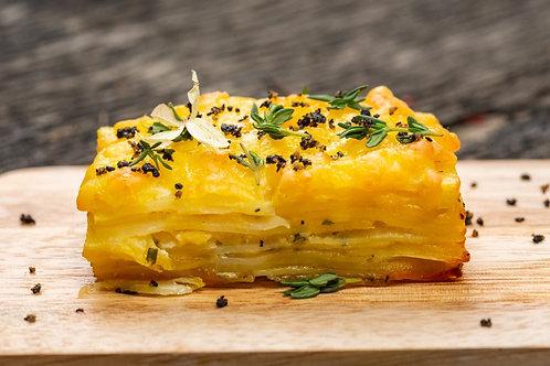 Картофельный гратен, 150 гр.