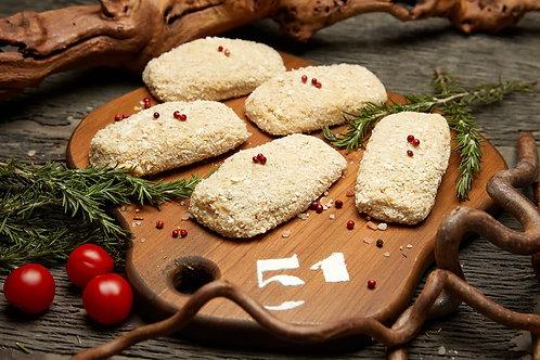 Зразы куриные с грибами (5 шт), 465 гр.
