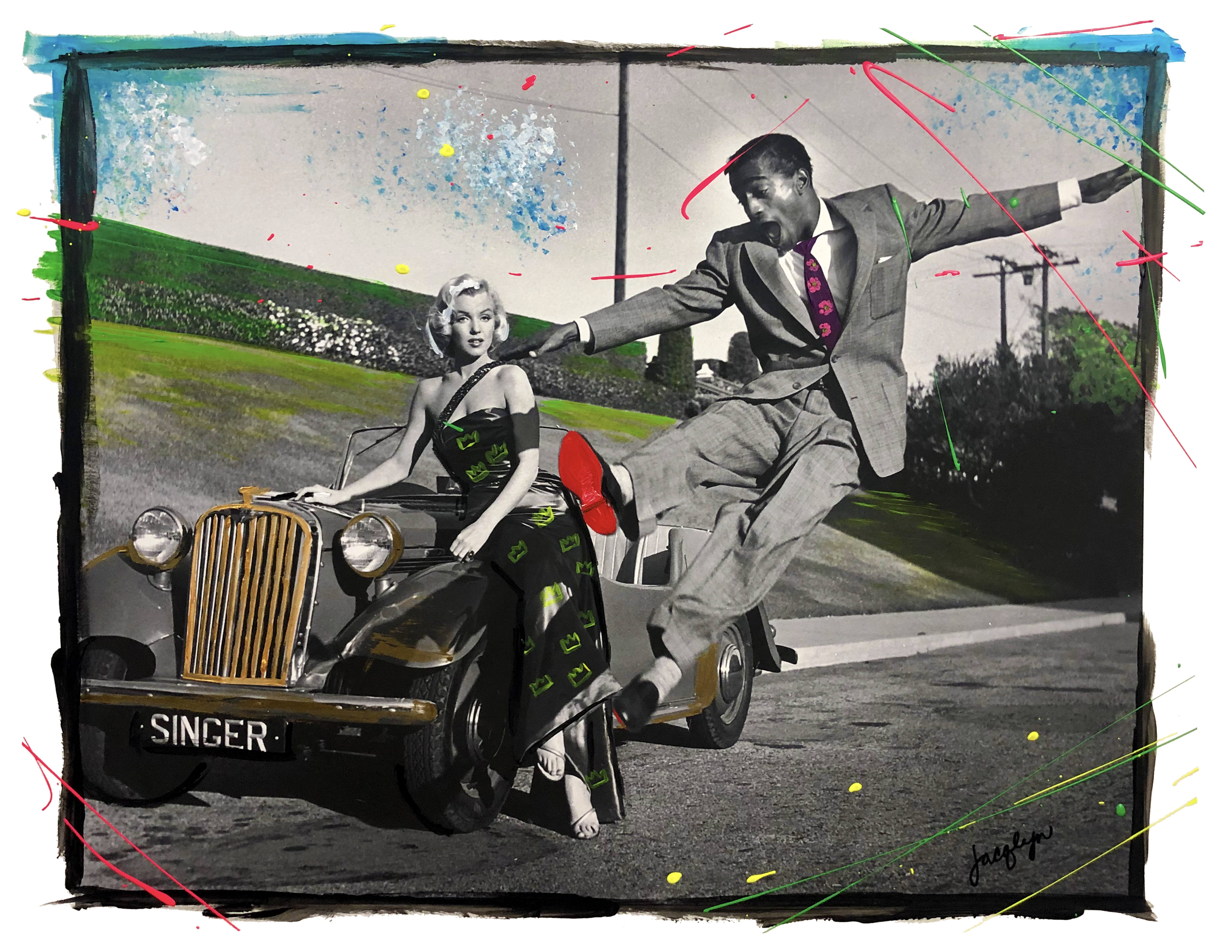 Jump and Jam, 1953