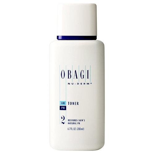 Obagi Nu‐Derm 2 Toner 200ml