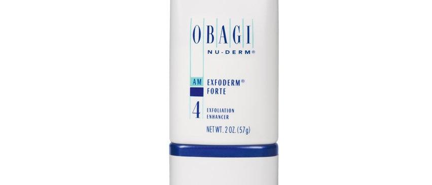 Obagi Nu‐Derm 4 Exfoderm Forte 57g