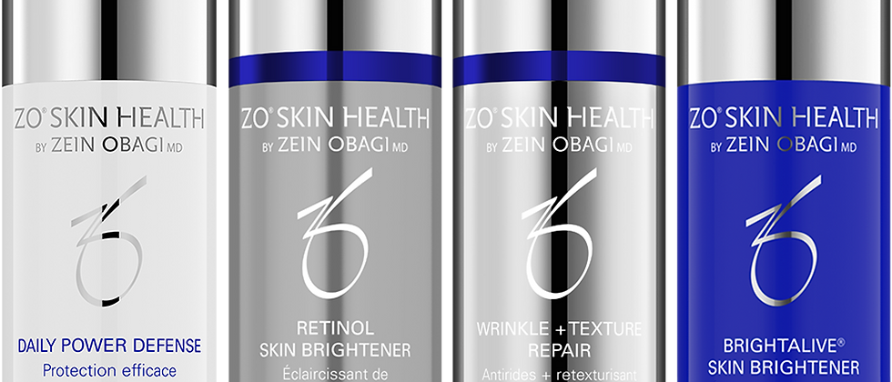 Skin Brightening System & Texture Repair (Non HQ)