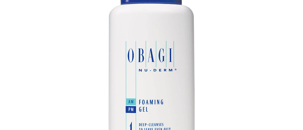 Obagi Nu‐Derm 1 Foaming Gel 200ml