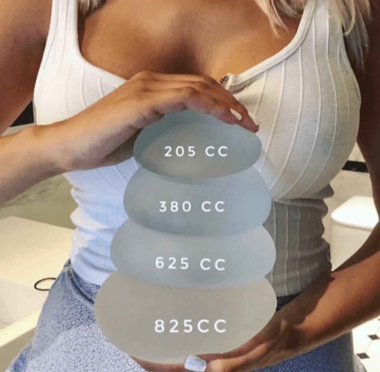 What is the right size implant for me?