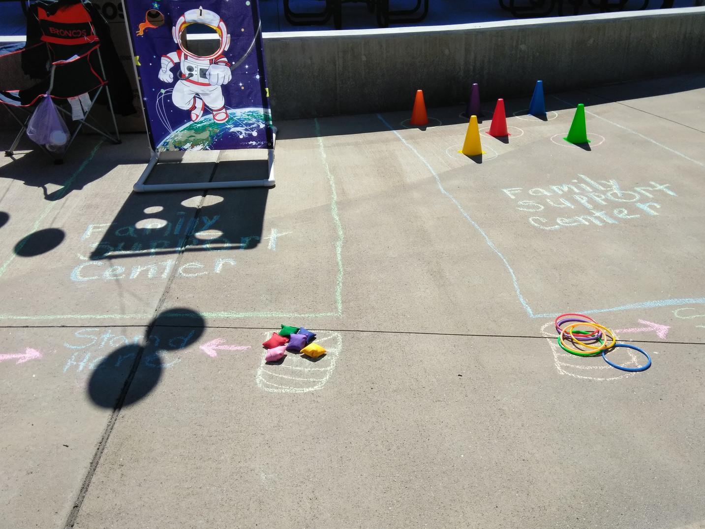 Carnival/Resource Fair Games