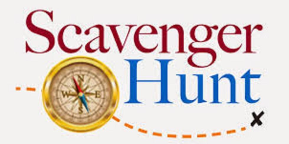 Virtual Holiday Scavenger Hunt