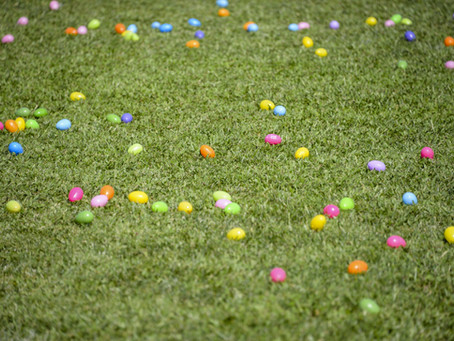 2021 All Abilities Egg Hunt: RESERVATION ONLY (March 27th 10:00-2:00)