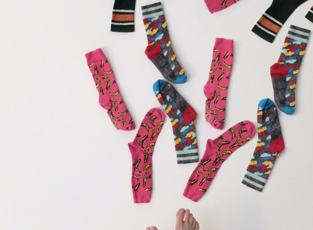 Autism tips: With socks, seams matter