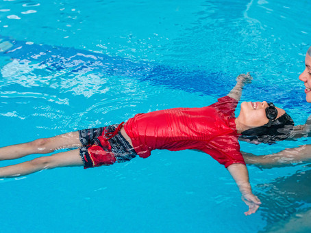 Would Aquatic Therapy Benefit My Child with Autism?