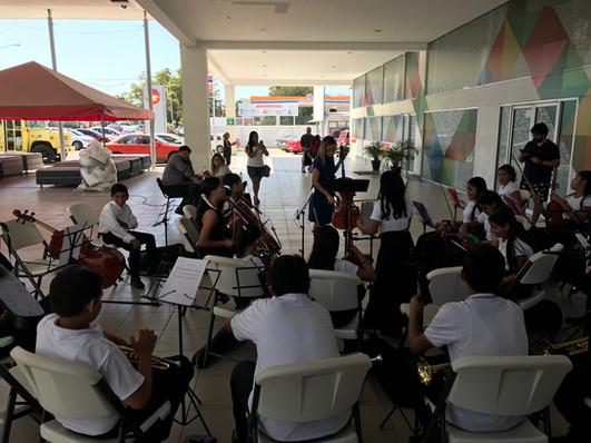 Child's Orchestra