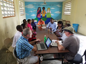 2017-06-20 Meeting with mission leaders.