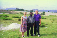 2003-09 Ray, Shirley, & Melio on propert