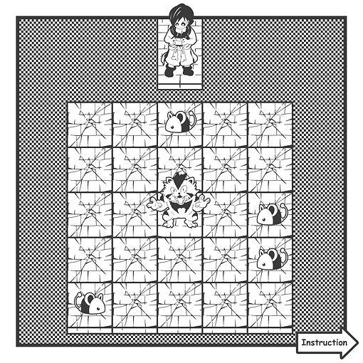 mouse puzzle 1