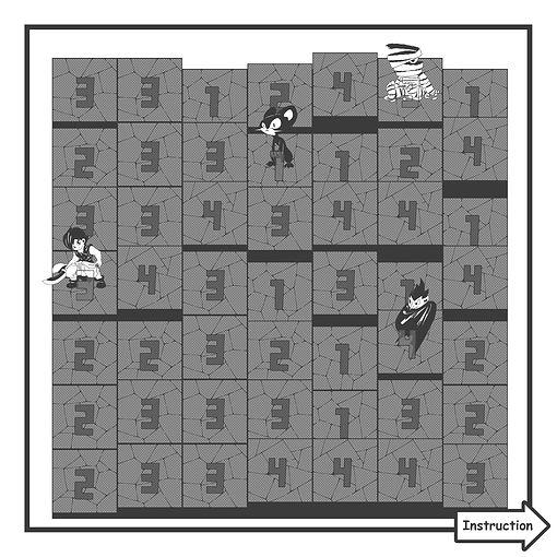 ninja puzzle 1
