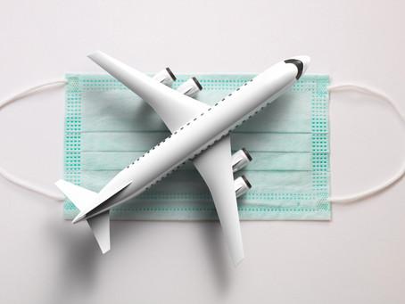 2020 - számokban a légiközlekedés és a COVID-19 csatája