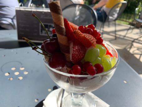 Romantika - rejtett titkok Ráckevén: sütemények, fagylaltkelyhek