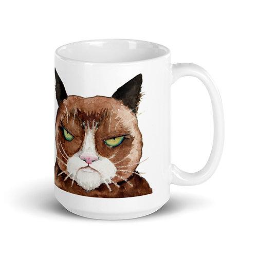 Tyst Katt Mugg