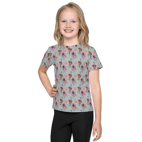 Maneter T-Shirt ljusblå