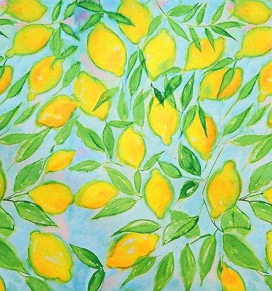 """Lena Linderholm """"Citroner"""""""