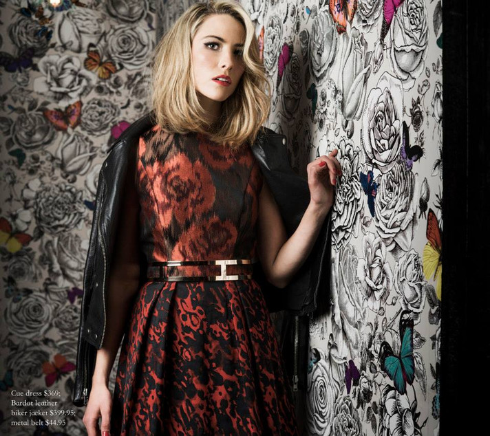Sunday Mail Fashion pages