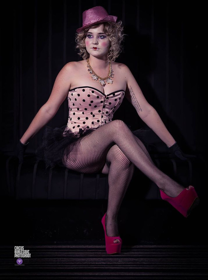 Circus Themed Shoot
