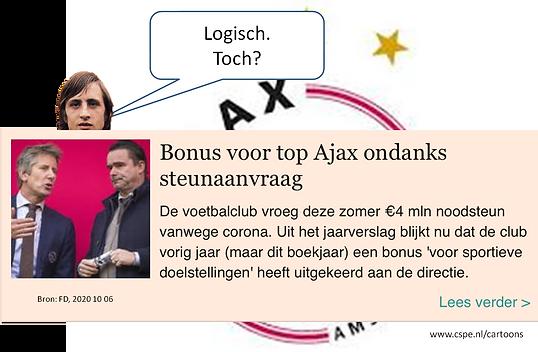 Ajax bonus directie, 2020 10 06.png