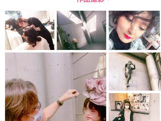 スマイルアート写真 作品展の撮影 in   京都